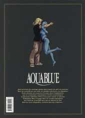 Verso de Aquablue -INT3a- L'Intégrale - Tomes 8 et 9