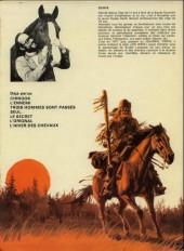 Verso de Buddy Longway -2a78- L'ennemi
