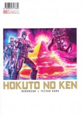 Verso de Hokuto no Ken - Deluxe -6- Tome 6