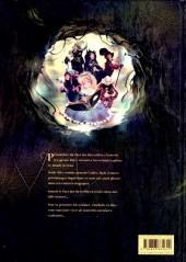 Verso de Clochette au Pays des Merveilles - Tome 1