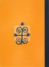 Verso de Niklos Koda -TT1- Tirage de tête des tomes 1 et 2