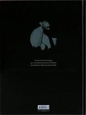 Verso de Blue Note -2- Les Dernières Heures de la Prohibition