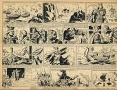 Verso de Les aventures héroïques (Collection) - Les Seigneurs de l'océan - Récit complet inédit