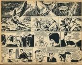 Verso de Les aventures héroïques (Collection) - Vol d'essai - Récit complet inédit