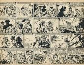 Verso de Les aventures héroïques (Collection) - La Hantise de l'or - Récit complet inédit