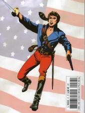 Verso de Capt'ain Swing! (2e série - Mon Journal) -Rec77- Album N°77 (du n°231 au n°233)