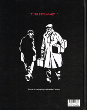 Verso de Trilogie du Moi -1- Moi, assassin