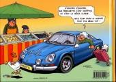 Verso de Tranches de ville -11- Polète - Retour au Pollet