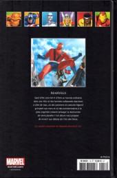 Verso de Marvel Comics - La collection (Hachette) -1614- Marvels