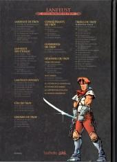 Verso de Lanfeust et les mondes de Troy - La collection (Hachette) -46- Trolls de Troy - Histoires trolles