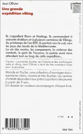 Verso de (AUT) Coelho -3a- Une Grande expédition viking