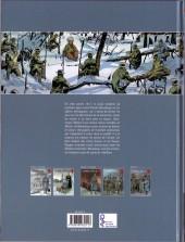 Verso de L'ambulance 13 -5- Les Plumes de fer