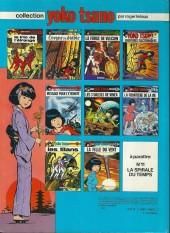 Verso de Yoko Tsuno -4b80- Aventures électroniques