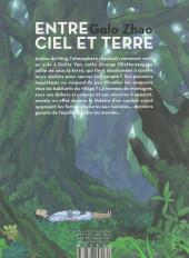 Verso de Entre ciel et terre -2- Tome 2