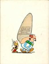 Verso de Astérix (en allemand) -2- Die goldene Sichel