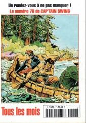 Verso de Ivanhoé (2e série) (2000) -7- Pour sauver Richard !