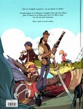 Verso de Les campbell -2- Le redoutable pirate Morgan