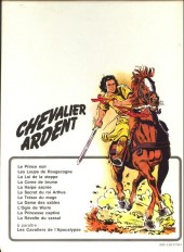 Verso de Chevalier Ardent -9a1979- L'Ogre de Worm