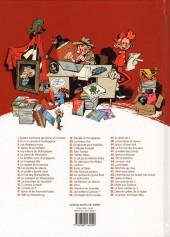 Verso de Spirou et Fantasio -54- Le Groom de Sniper Alley