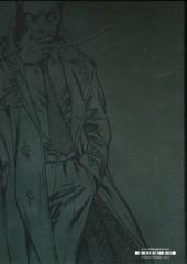 Verso de Blacksad -INT- L'Intégrale