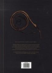 Verso de Cixi de Troy -INT- Le Secret de Cixi - Intégrale