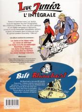 Verso de Luc Junior -INT- L'Intégrale