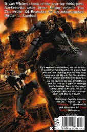 Verso de Captain America (2005) -INT04- Red Menace, Volume 2