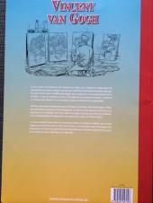Verso de Vincent Van Gogh - Le Dur Combat d'un artiste
