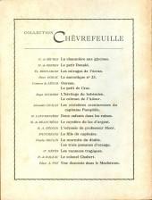 Verso de (AUT) Funcken - L'héritage du bohémien