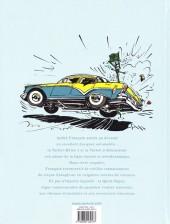 Verso de Spirou et Fantasio -HCourte5- La Quick Super