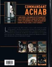 Verso de Commandant Achab -5- Toi, mon frère