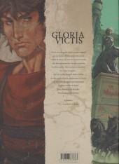 Verso de Gloria Victis -1- Les fils d'Apollon