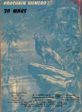 Verso de Kalar -195- Panique dans la réserve
