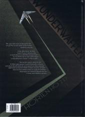 Verso de Wunderwaffen -6- Le Spectre de l'Antarctique