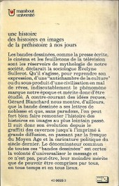 Verso de (DOC) Études et essais divers -a- Histoire de la bande dessinée