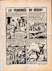 Verso de Feu -6- La traversée du désert