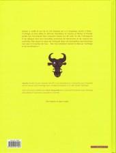 Verso de Les voleurs de Carthage -2- La Nuit de Baal-Moloch