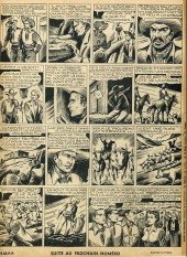 Verso de Hurrah! (Collection) -36- La Ruée infernale (Les Mousquetaires du Far-West)