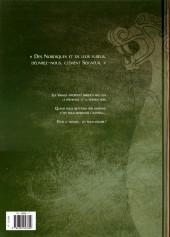 Verso de Erik le Rouge (Di Giorgio/Sieurac) -2- Vinland