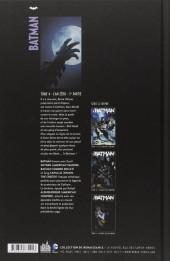 Verso de Batman (DC Renaissance) -4- L'An zéro - 1re partie