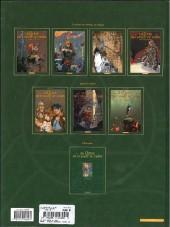 Verso de La quête de l'oiseau du temps -1e2010- La conque de Ramor