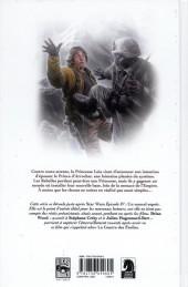 Verso de Star Wars (Delcourt) -3- Princesse et Rebelle