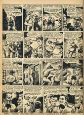 Verso de Hurrah! (Collection) -39- L'homme mystérieux (Les Mousquetaires du Far-West)