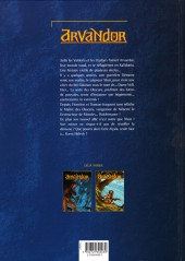 Verso de Arvandor -3- Karra Helesh
