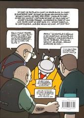 Verso de Le chat -19- Le Chat passe à table