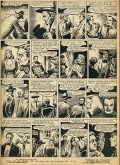 Verso de Hurrah! (Collection) -47- Troubles au texas (les mousquetaires de far-west)