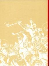 Verso de Ragnar -13- Sur la terre des francs - Livre 13