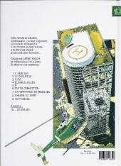 Verso de Largo Winch -2a98- Le Groupe W