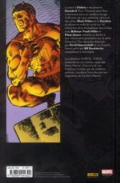 Verso de Daredevil (Marvel Icons) -2- Tome 2