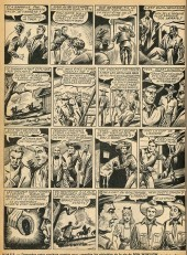 Verso de Hurrah! (Collection) -43- Le Secret du Shériff - Les Mousquetaires du Far-West